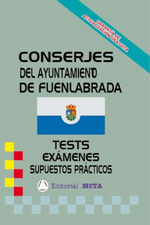 CONSERJES DEL AYUNTAMIENTO DE FUENLABRADA (TESTS)