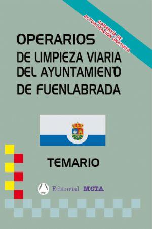 OPERARIOS DE LIMPIEZA VIARIA DEL AYUNTAMIENTO DE FUENLABRADA (TEMARIO)
