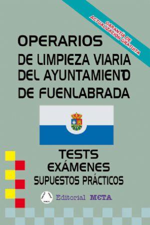 OPERARIOS DE LIMPIEZA VIARIA DEL AYUNTAMIENTO DE FUENLABRADA (TESTS)